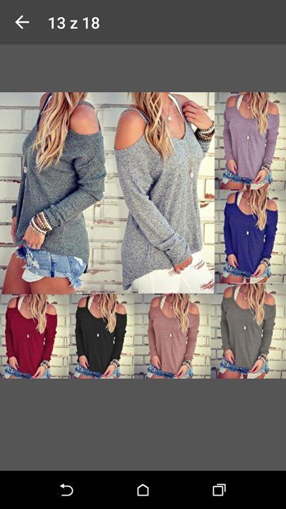 Sweterki ! FREE – 71-810 Wyprzedaż sweterków ! Chętna napisz na priv :)