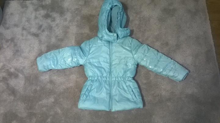 Kurtka zimowa 116 20zł – Puławy Sprzedam kurteczkę zimową dla dziewczynki firmy LUPILU, kupioną…