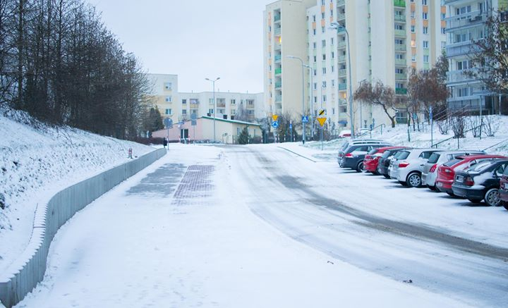 ️️Gdyby ktoś przegapił nasz wczorajszy wpis o opadach śniegu, informujemy, że dzisiaj miasto wygląda…
