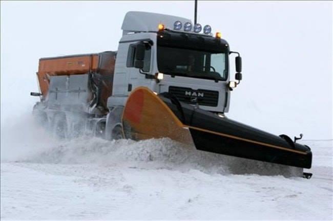 Kilka słów na temat zimowego utrzymania dróg. Zimowe utrzymanie dróg na terenie Zarządu Dróg…