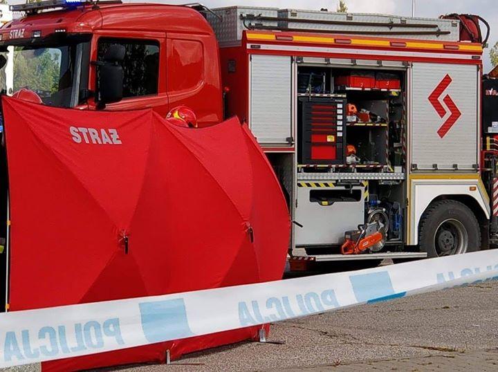 TRAGICZNY WYPADEK W CZASIE PRAC PORZĄDKOWYCH Wczoraj w Końskowoli, doszło do tragicznego wypadku w…