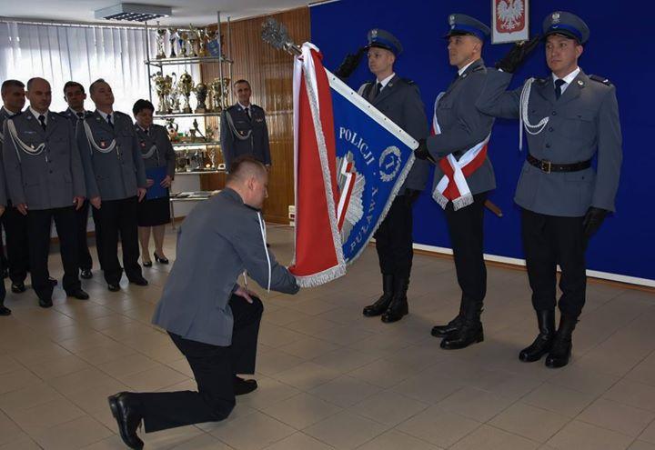 NADKOM. RAFAŁ SKOCZYLAS KOMENDANTEM POWIATOWYM POLICJI W PUŁAWACH Komendant Wojewódzki Policji w Lublinie insp.…