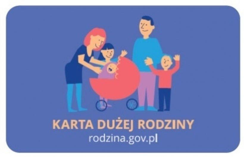 Karta Dużej Rodziny – nowe zasady i nowe wzory wniosków! Od 1 stycznia 2019…