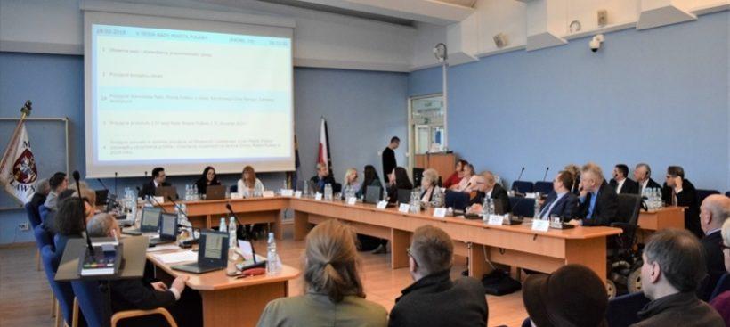 25 kwietnia 2019 r. (czwartek) o godz. w sali konferencyjnej Urzędu Miasta Puławy odbędzie…