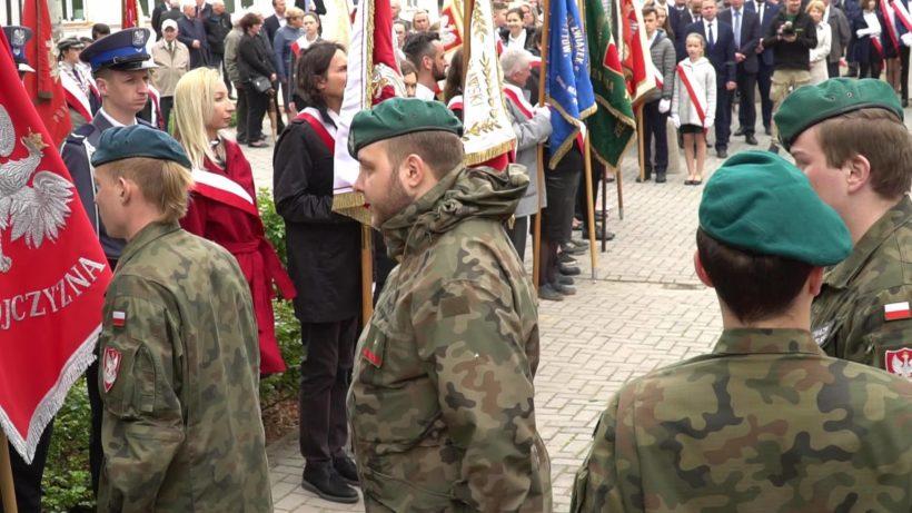 🇵🇱Obchody Święta Narodowego Konstytucji Trzeciego Maja w Puławach. Realizacja: Faktoria Obrazu