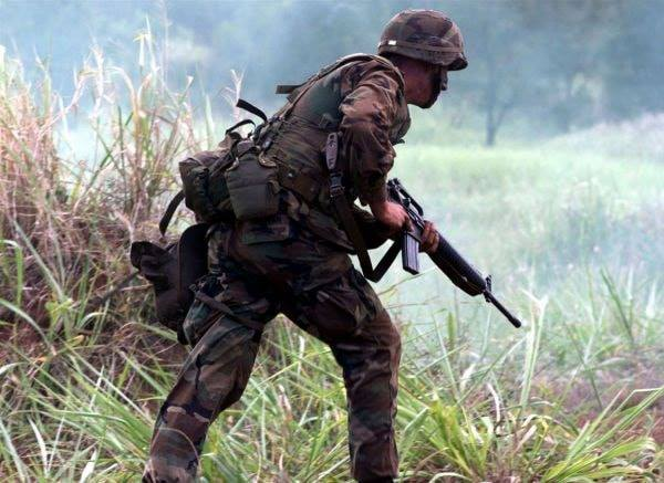 Szkolenie żołnierzy Wojsk Obrony Terytorialnej w okolicach Góry Puławskiej 11 i 12 maja br.…