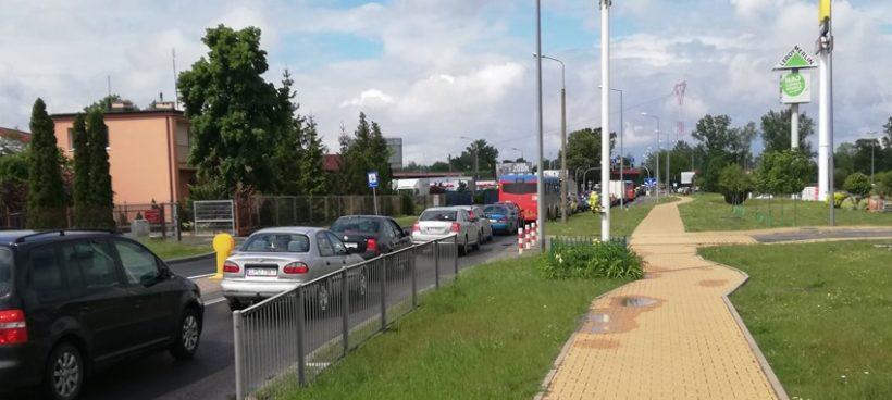 Z powodu remontu i zamknięcia mostu im. Ignacego Mościckiego, w mieście pojawiły się problemy…