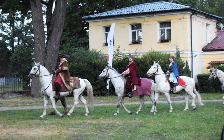 ▪️W sobotę 15 czerwca na Dziedzińcu Pałacu Marynki w Puławach odbyło się widowisko operowe…