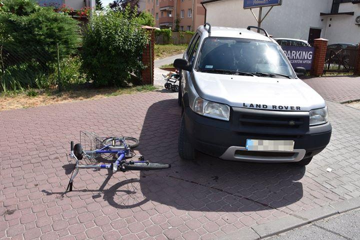 Do zdarzenia doszło r w Puławach. Kierowca Land Rovera, 42 letni mieszkaniec Puław, wyjeżdżając…