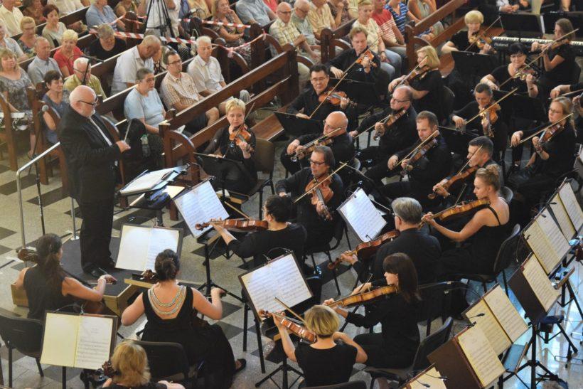 Wczoraj w Kościele św. Brata Alberta został zainaugurowany X Międzynarodowy Festiwal Muzyki Organowej Puławy…