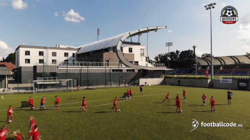️🥅 Filmik z obozu piłkarskiego Footballcode X Football Winners Academy zorganizowanego na obiektach sportowych…