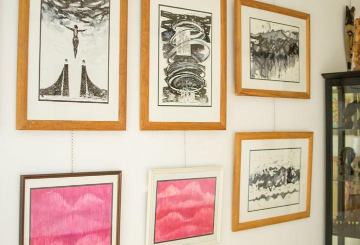 Wczoraj w Galerii Sztuki JAG, ąbrowskiego 9, odbył się wernisaż malarstwa i rysunku Józefa…