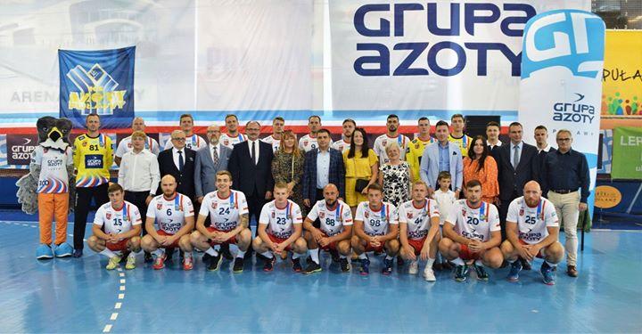 15 lipca na Hali Sportowej MOSiR odbyła się prezentacja zawodników pierwszego oraz drugiego zespołu…